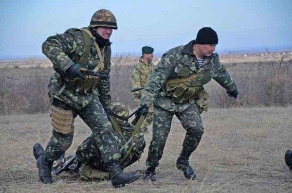 В Крыму морпехи обезвредили террориста-смертника (фото), фото-6