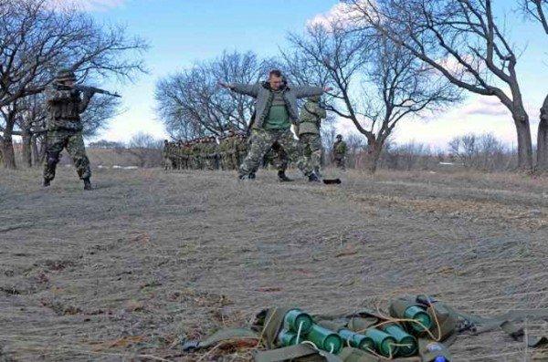 В Крыму морпехи обезвредили террориста-смертника (фото), фото-4
