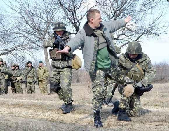 В Крыму морпехи обезвредили террориста-смертника (фото), фото-5