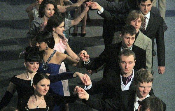 В Харькове прошел весенний молодежный бал (ФОТО), фото-10