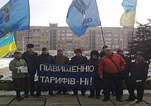 Горловчане ополчились: ни дня без митинга, фото-1