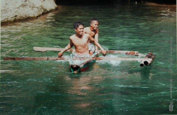 В Симферополе показали счастье бедных филиппинцев (фото), фото-1