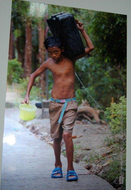 В Симферополе показали счастье бедных филиппинцев (фото), фото-5