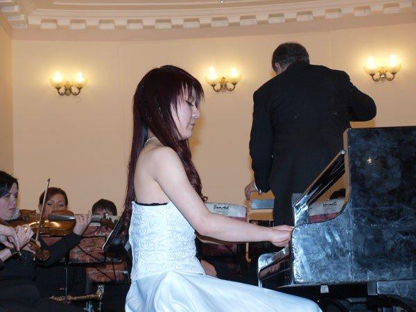 В Харькове состоялся концерт иностранных студентов и Молодежного оркестра «Слобожанский» (ФОТО), фото-3
