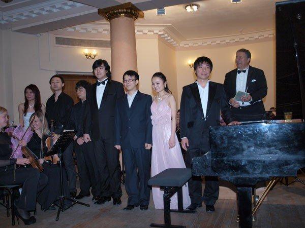 В Харькове состоялся концерт иностранных студентов и Молодежного оркестра «Слобожанский» (ФОТО), фото-4