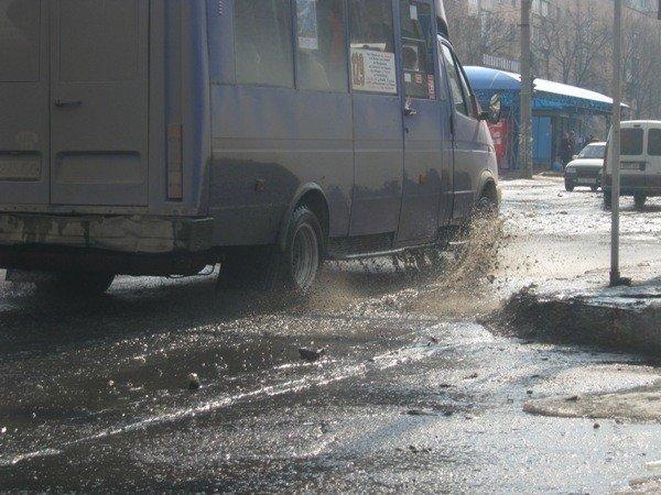 Улицу Королева сегодня залило фекалиями (ФОТО), фото-3