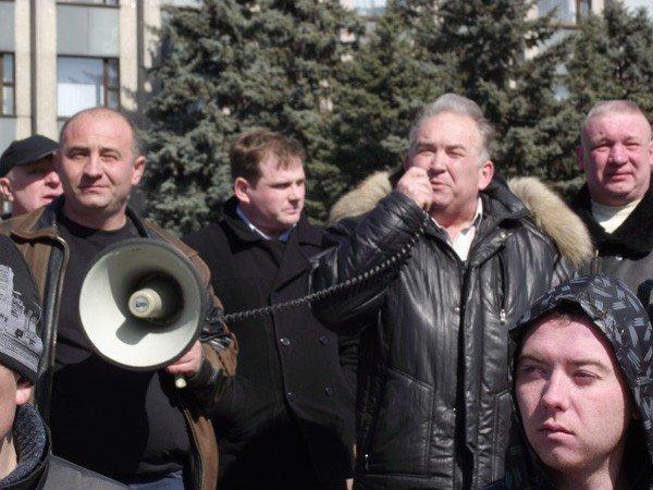 Власти Горловки не захотели общаться с митингующими автомобилистами (ВИДЕО), фото-2