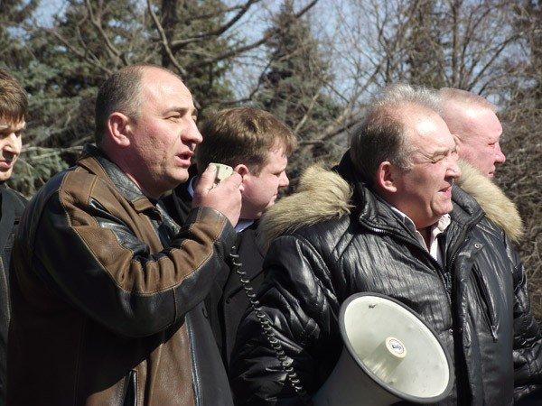 Власти Горловки не захотели общаться с митингующими автомобилистами (ВИДЕО), фото-5