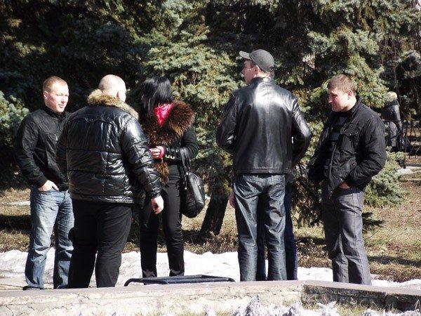 Власти Горловки не захотели общаться с митингующими автомобилистами (ВИДЕО), фото-7