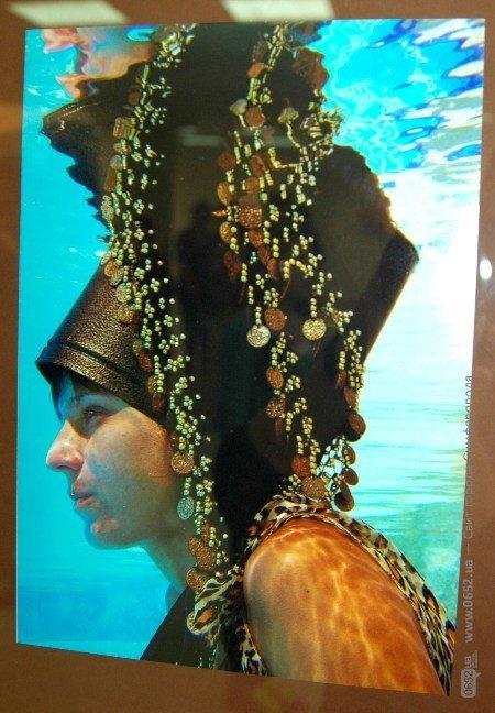 В Симферополе представили подводное фотоискусство (фото), фото-1