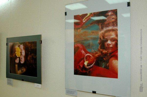 В Симферополе представили подводное фотоискусство (фото), фото-3