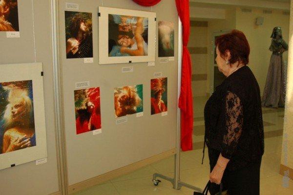 В Симферополе представили подводное фотоискусство (фото), фото-6