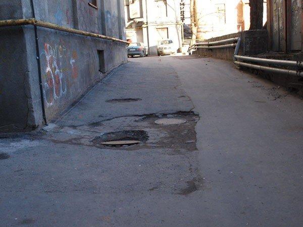 Харьковские внутриквартальные дороги отремонтируют только через 4 года (ФОТО), фото-1