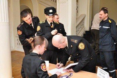 У Львівському держуніверситеті МНС одноголосно обрано ректора, фото-1