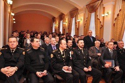 У Львівському держуніверситеті МНС одноголосно обрано ректора, фото-2