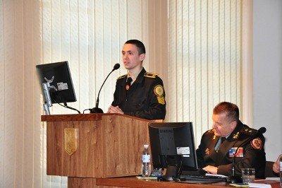 У Львівському держуніверситеті МНС одноголосно обрано ректора, фото-4