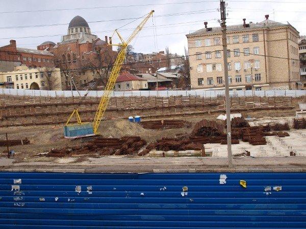 Появился инвестор для застройки котлована на Пушкинской, 2 (ФОТО), фото-1