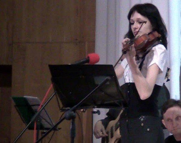 Горловчане смогли оценить весь шарм и прелесть французской песни, фото-11