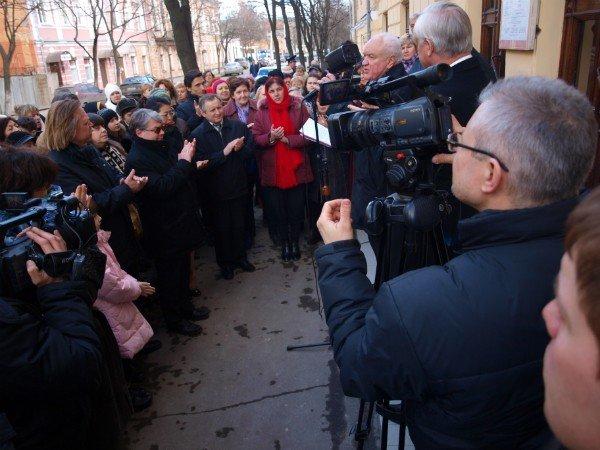 В Харькове открыли мемориальную доску Владимиру Крайневу (ФОТО), фото-4