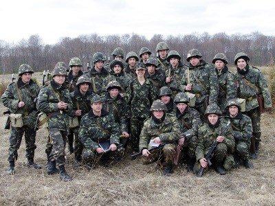 На Львівщині Руслану посвятили в артилеристки, фото-2