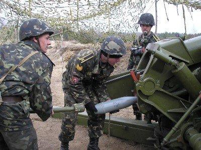 На Львівщині Руслану посвятили в артилеристки, фото-3