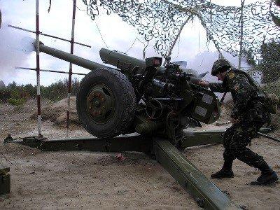 На Львівщині Руслану посвятили в артилеристки, фото-4