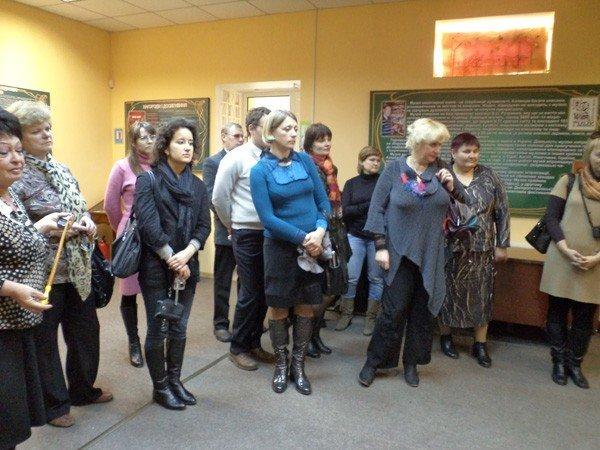 Белорусам понравился горловский музей миниатюрной книги, фото-2