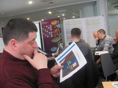 Львівські спеціалісти вчаться управлінню безпеки глядачів, фото-4
