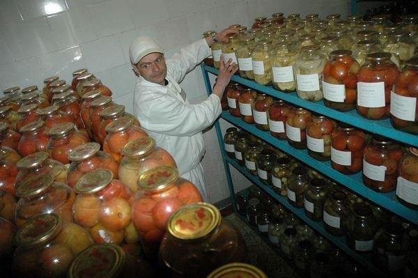 Чем кормят осужденных в Темновской исправительной колонии? (ФОТО), фото-10