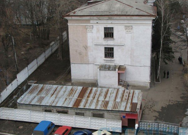 Новые подробности нападения на воинскую часть в Харькове (ФОТО), фото-1