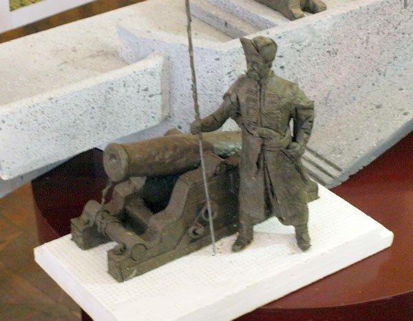 На Бурсацком спуске установят памятник атаману Ивану Сирко (ФОТО), фото-1