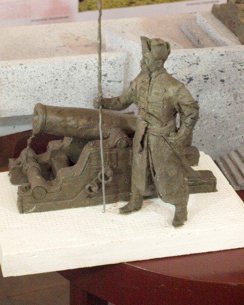 На Бурсацком спуске установят памятник атаману Ивану Сирко (ФОТО), фото-2