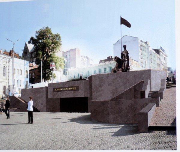 На Бурсацком спуске установят памятник атаману Ивану Сирко (ФОТО), фото-5