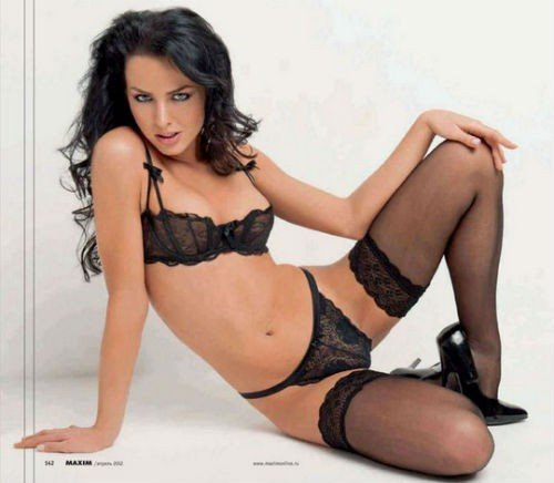 «Мини-мисс Крыма» разделась для мужского журнала (фото), фото-1