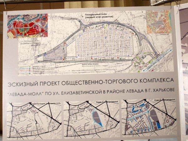 В центре Харькова может появиться крупный общественно-торговый комплекс (ФОТО), фото-1