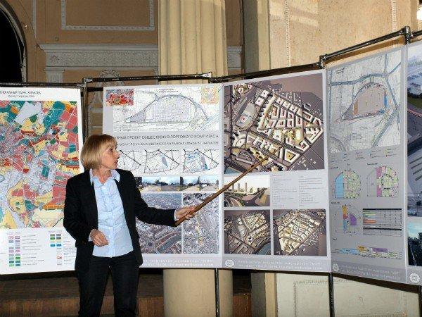 В центре Харькова может появиться крупный общественно-торговый комплекс (ФОТО), фото-8