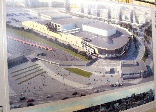 В центре Харькова может появиться крупный общественно-торговый комплекс (ФОТО), фото-4