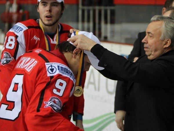 «Донбасс» стал чемпионом Украины (фото), фото-9