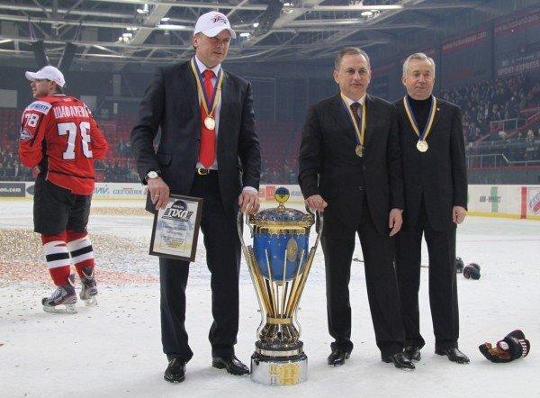 «Донбасс» стал чемпионом Украины (фото), фото-12