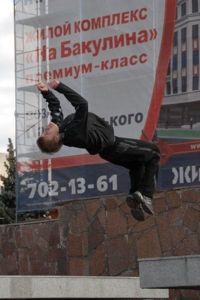 Паркур становится популярным в Харькове (ФОТО), фото-1