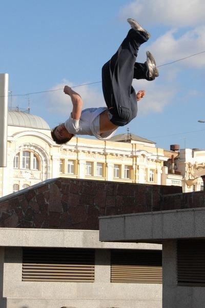 Паркур становится популярным в Харькове (ФОТО), фото-2