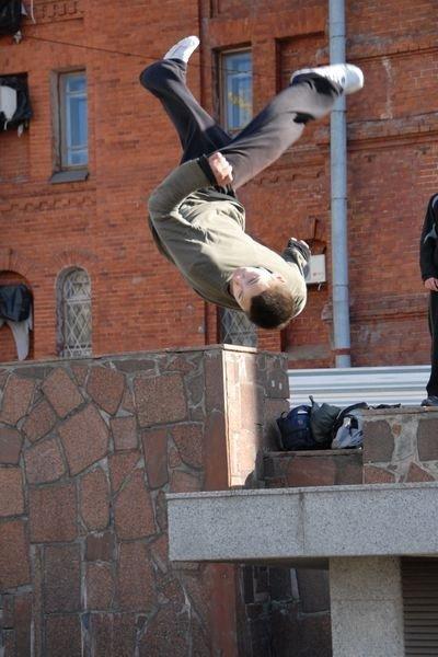 Паркур становится популярным в Харькове (ФОТО), фото-3