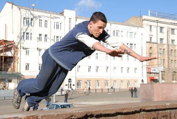 Паркур становится популярным в Харькове (ФОТО), фото-5