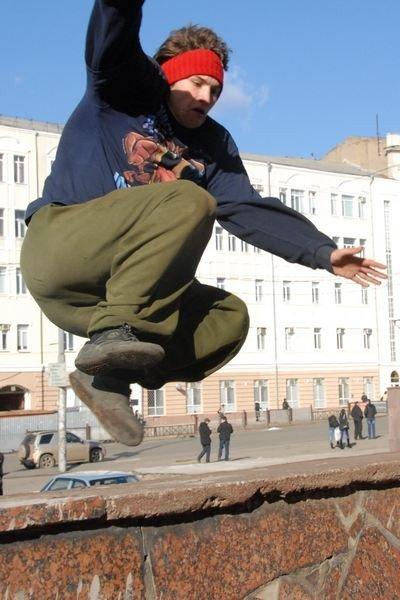 Паркур становится популярным в Харькове (ФОТО), фото-7