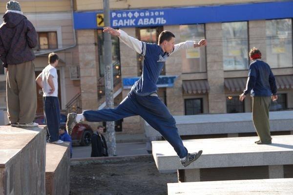 Паркур становится популярным в Харькове (ФОТО), фото-8