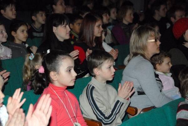 Открытие ХV фестиваля детского творчества «Дух дышит, где хочет» (ФОТО), фото-3