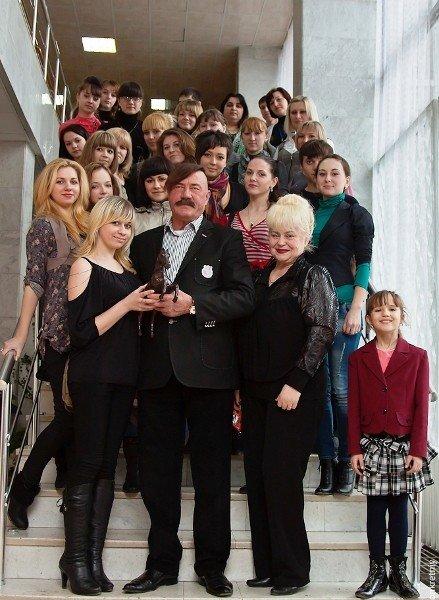 Михаил Голубович принял участие в проекте «Личности» в луганской библиотеке для юношества (ФОТО), фото-4