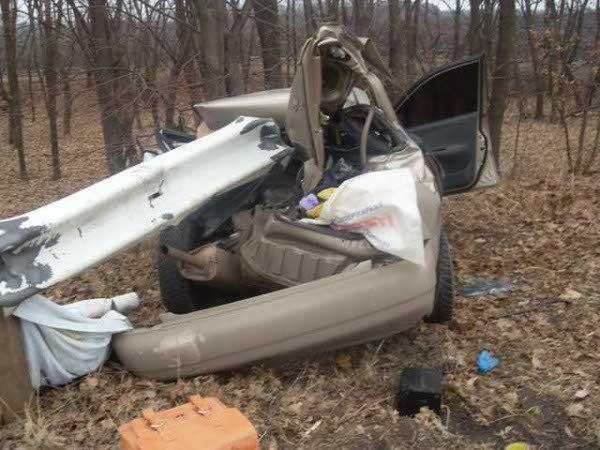 В Краснокутском районе водитель «Део Ланоса» погиб в ДТП (ФОТО), фото-3