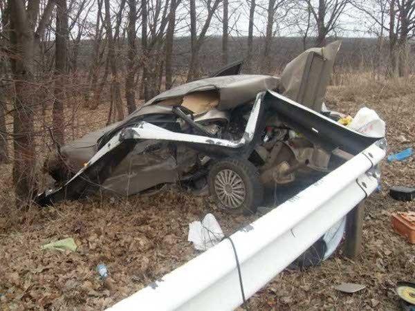 В Краснокутском районе водитель «Део Ланоса» погиб в ДТП (ФОТО), фото-4