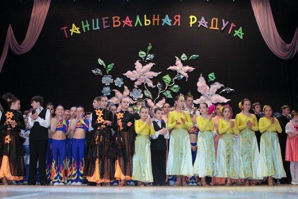 Фестиваль «Танцевальная радуга» в Горловке собрал 22 танцевальных коллектива Украины, фото-3